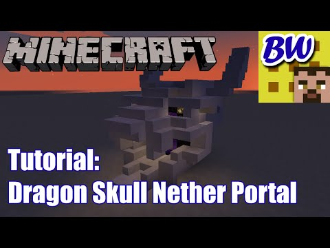 minecraft how to get to the nether dragon