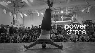 Dizzy vs Gravity // UDEFtour.org // Powermove Battle //  Silverback Bboy Events