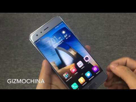 Huawei Honor 9 dual camera phone hands on