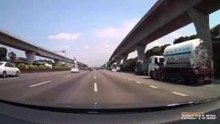 MIO 518  高速公路測試(晴天)
