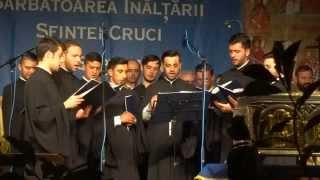 Concert Corul Psaltic Anastasis - Procesiune Sarbatoarea Inaltarii Sfintei Cruci 13sep15