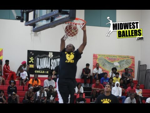Trae Jefferson & Kevon Looney SHOW OUT!!! 2013 Rebel Rumble Recap!!!