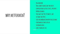 Metformin Pharmacology HBS3PCY