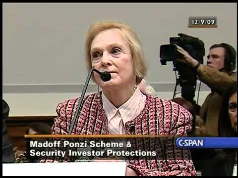 Financial Services Committee hearing on Madoff December 9 2009 Part 3
