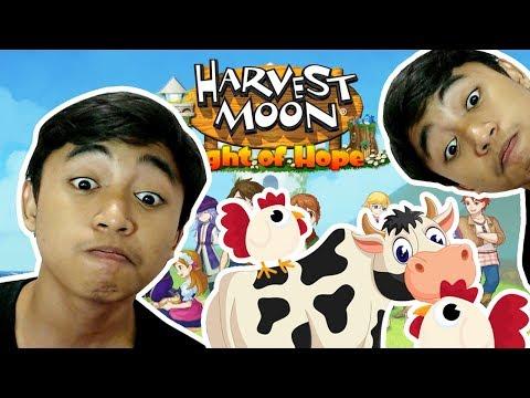 HARVEST MOON BARU RILIS! LIVE YUK #1