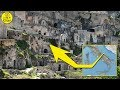 A 9,000 Year Old City Still Exists Within The Caves Of Italy