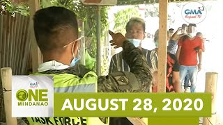 One Mindanao: August 28, 2020