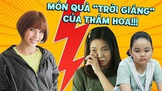 """Gia đình là số 1 phần 2 ep cut 84: Tâm Ý, Tâm Anh """"sầu não"""" vì nhận được quà hậu hĩnh từ mẹ Lam Chi"""