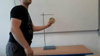 Kinetická Energie Tuhého Tělesa - Maxwellovo Kolo - Experiment