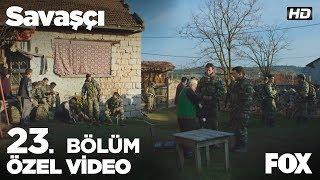 Bir gün Türkistan'a geri dönersen oradaki her Türk'ü alnından öp... Savaşçı 23. Bölüm