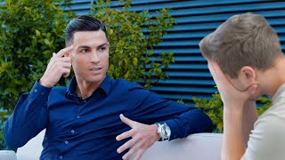 The Awful Clips I Cut From My Cristiano Ronaldo Interviews