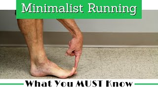 4 Simple Tests You Must Do Before Transition to Minimalist Running