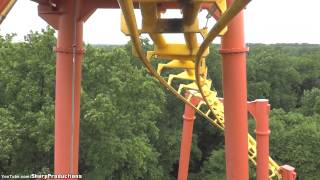 Mind Eraser (On-Ride) Six Flags America