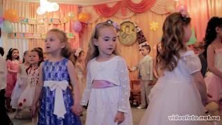 Перший наш  Вальс, вальс видео,Випускний вальс,ПІСНІ ВАЛЬС,співають  діти, детский сад видео