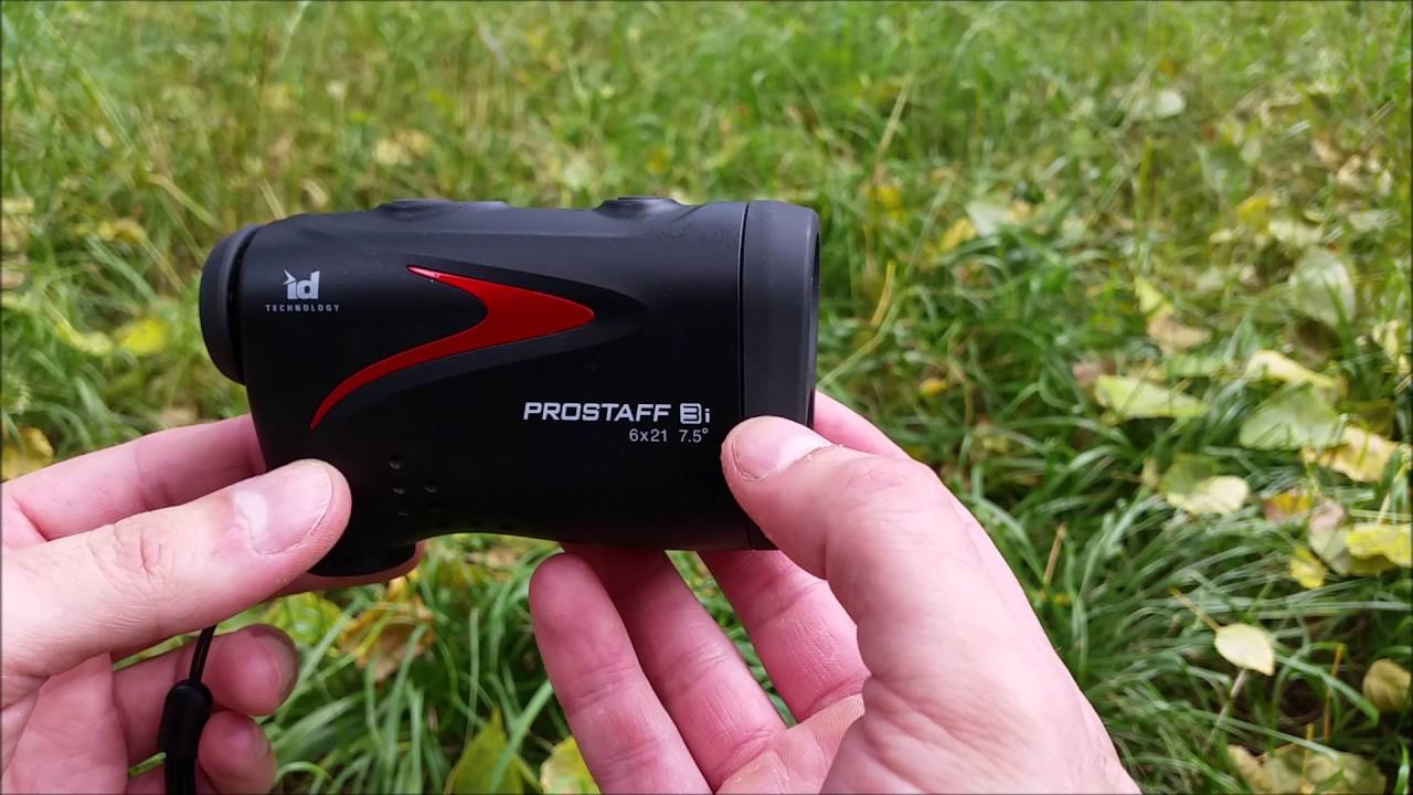 Nikon Entfernungsmesser Forestry Pro : Review laserentfernungsmesser nikon prostaff 3i youtube