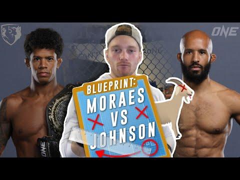 The 3 Steps to Adriano Moraes' KO Over Demetrious Johnson