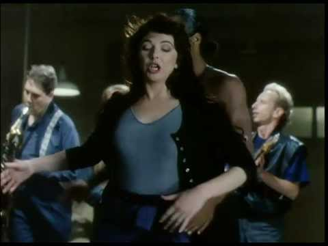 Kate Bush - Rubberband Girl - Official Music Video