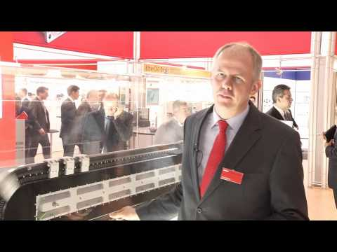 EN | Hannover Messe 2012, Day 1: Beckhoff Trade Show TV