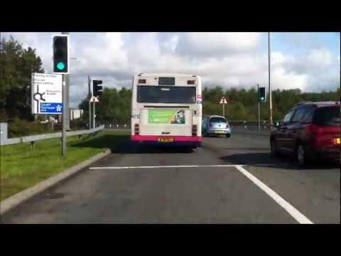 Bus Route 63B, Bridgend - Porthcawl