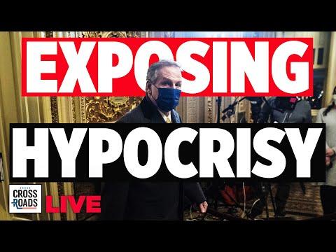 Live Q&A: Trump Team Exposes Impeachment Hypocrisy | Crossroads
