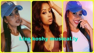 The Best Lizzza musical.ly Compilation Video | All Liza koshy musical.ly