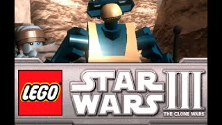 Lego Star Wars 3: The Clone Wars Part 6: Asajj Ventress Chapter 5: Innocents of Ryloth