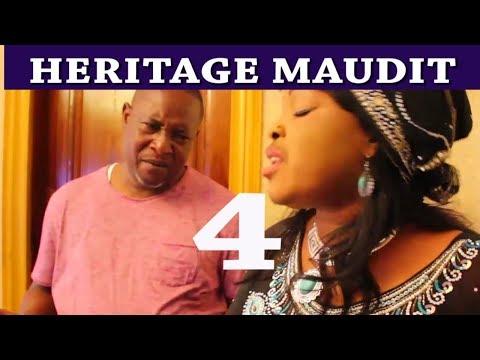 HERITAGE MAUDIT Film Dramatique Congolais Episode 4 Nouveauté 2019