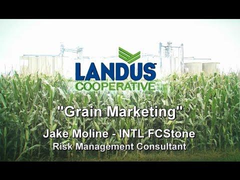 Grain Speaker Series, Jake Moline, INTL FCStone 032917