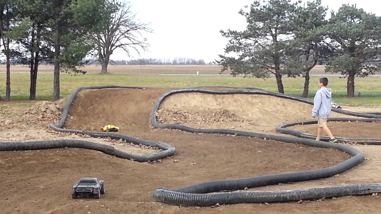 indy rc raceway and hobbies outdoor track on the n youtube