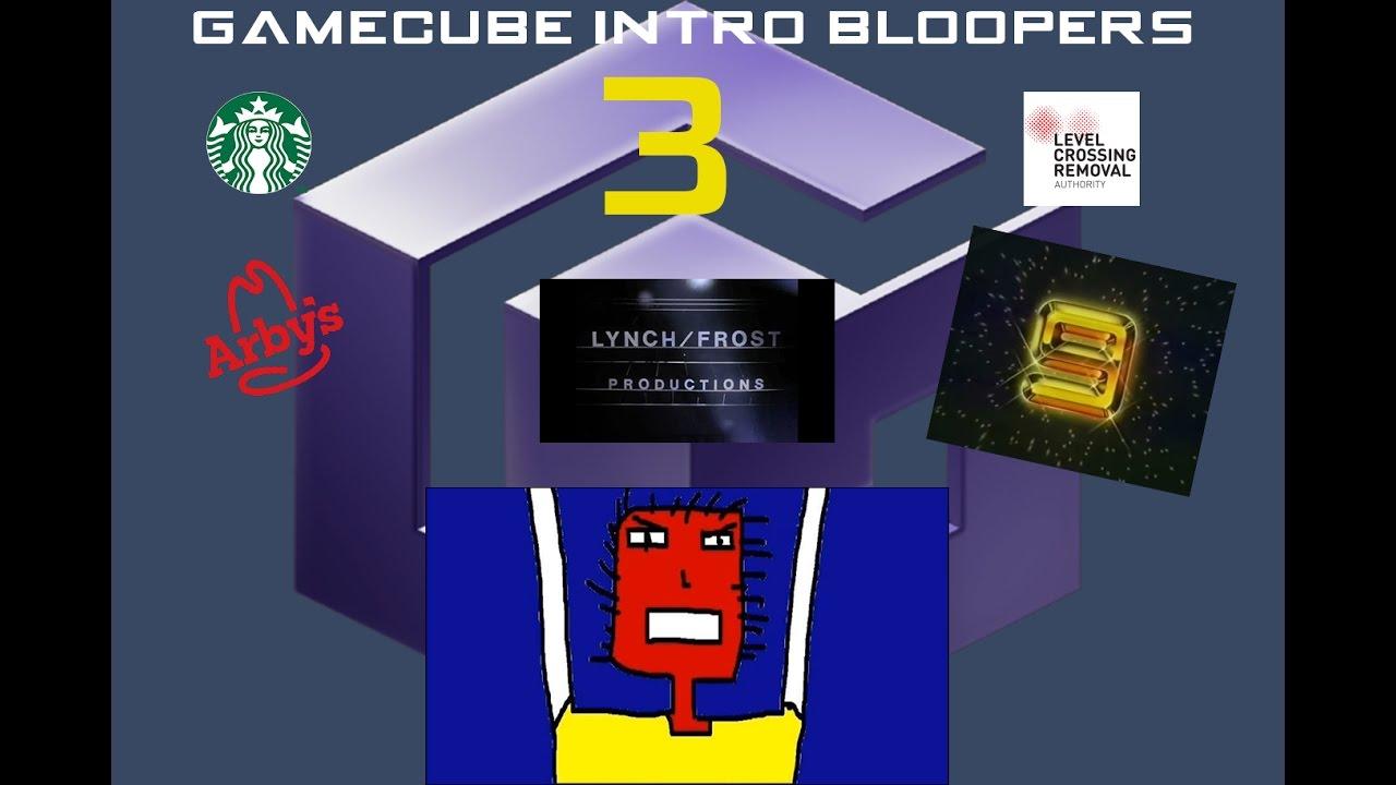 Gamecube Intro Bloopers 3 Return Of The Cube Lighttube