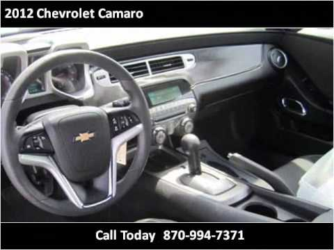 2012 chevrolet camaro used cars ash flat ar youtube. Black Bedroom Furniture Sets. Home Design Ideas