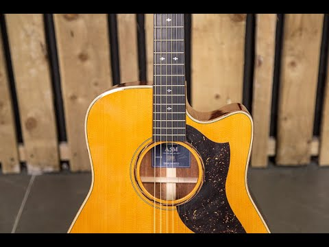 Download Yamaha A5M ARE - Acoustic Review