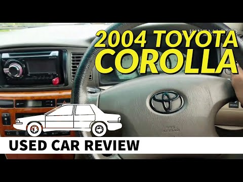2004 TOYOTA COROLLA Review   Used Car Review
