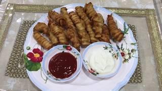 Crispy Chicken Spindler | Chicken Spindles | Made By Seema Shaikh