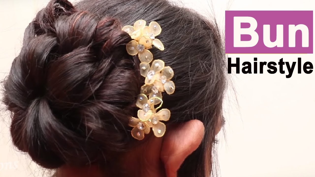 Easy Khopa Hairstyle Video - Best Hairstyles Ideas