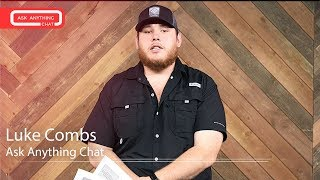 Luke Combs Talks About His 1st CMT Visit, Jennifer Aniston & Vince Gill.. Watch Part 1