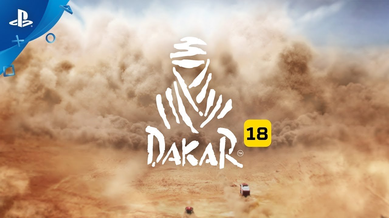 dakar 18 announcement trailer ps4 youtube. Black Bedroom Furniture Sets. Home Design Ideas