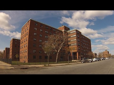 Queens NY Housing Projects - Part 2 Rockaway - Edgemere, Arverne, Hammel, Redfern, Beach 41st Street