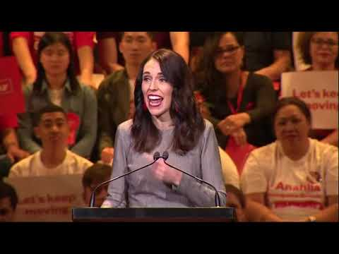 Jacinda Ardern Speech from Auckland, New Zealand | Launching Labour's 2020 Campaign