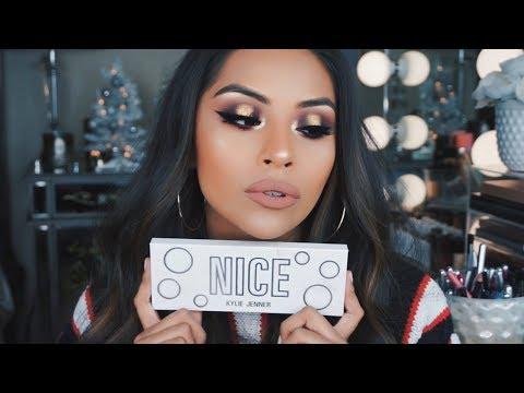 First Impressions: Kylie Cosmetics Nice Palette | Sarahy Delarosa