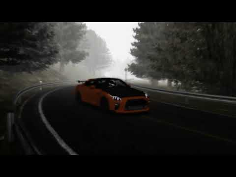 Initial D: 2017 Stage -  'Hype Machine in Rain'