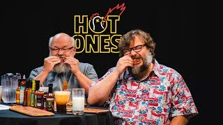 Hot Ones Interview - Behind the Scenes with Tenacious D