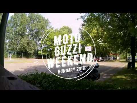 Moto Guzzi Weekend Hungary 2018' Friday
