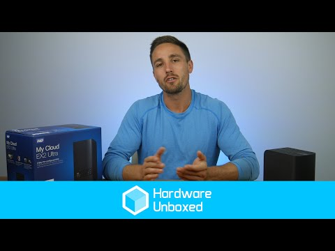 WD My Cloud EX2 Ultra 4TB: Review