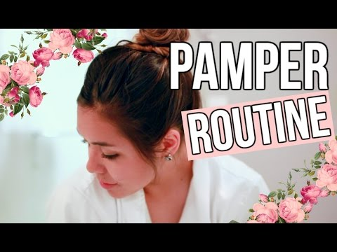 At-Home SPA Routine! Natural Bath And Beauty Remedies