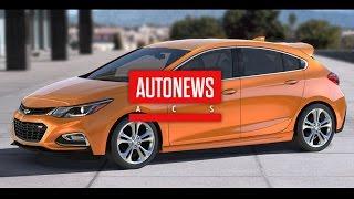 видео В сети появились первые фото обновленного «Chevrolet Cobalt»