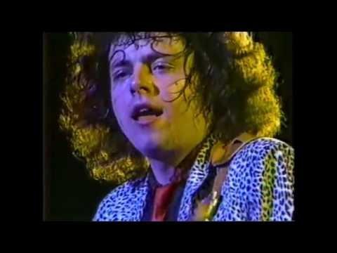 TOTO Rosanna live 1982