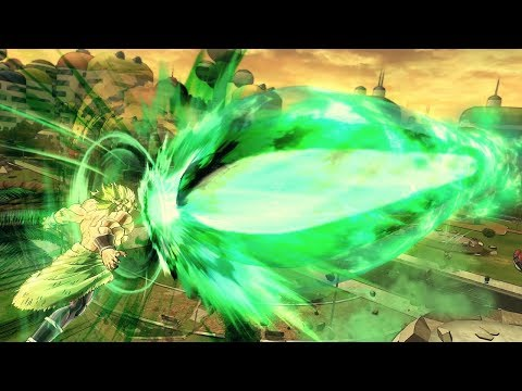 DBS Broly Annihilates EVERYONE! Broly Movie HYPE! - Dragon Ball Xenoverse 2