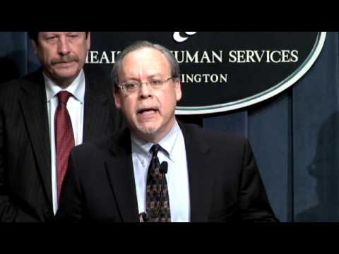 HHS FDA Press Conference on Tobacco Rule