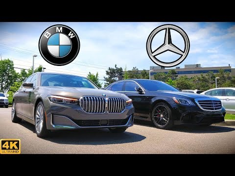 ultimate-luxury-fight----2020-bmw-7-series-vs.-mercedes-s-class:-comparison